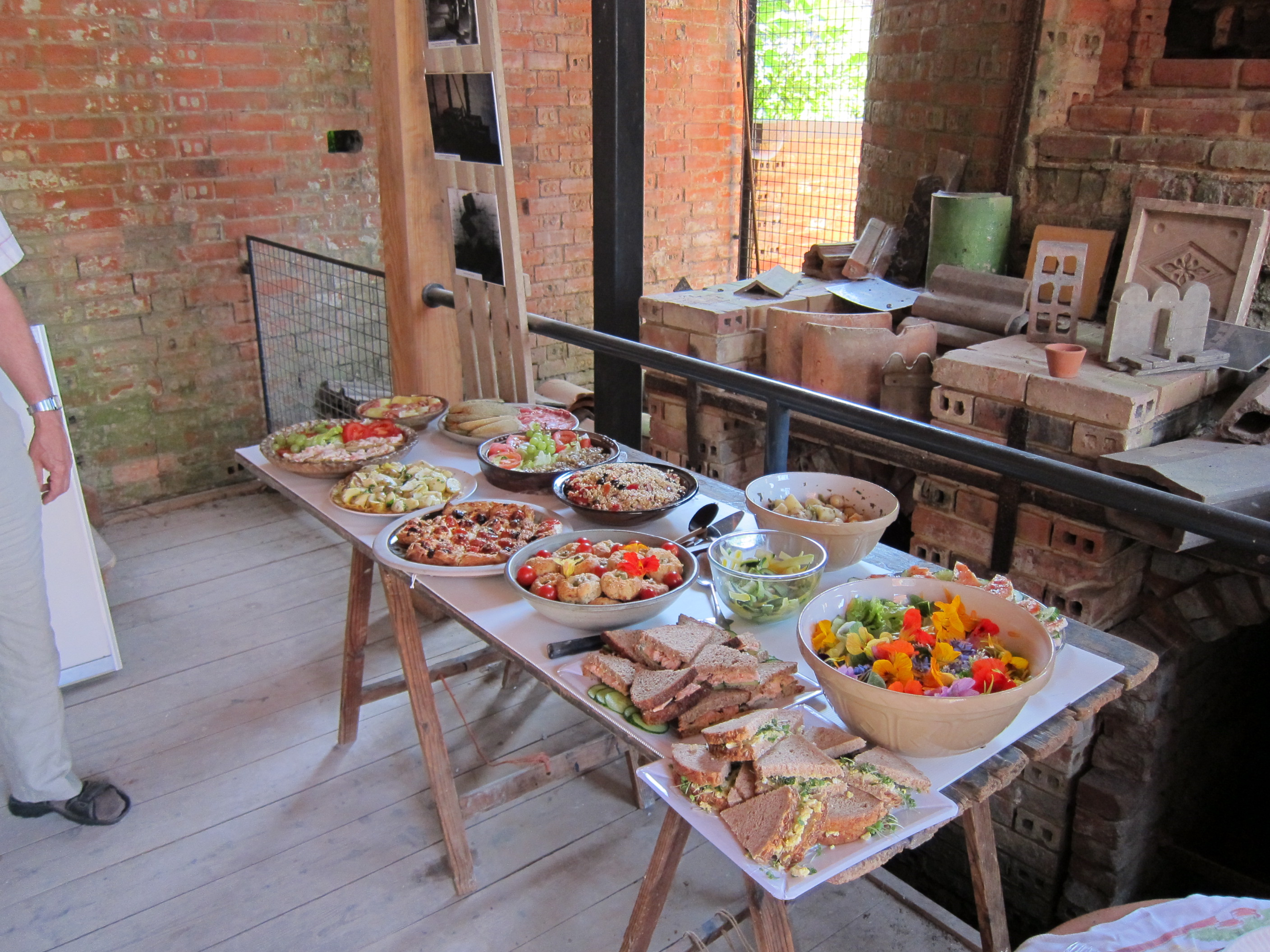 End of year lunch – Lovely Food