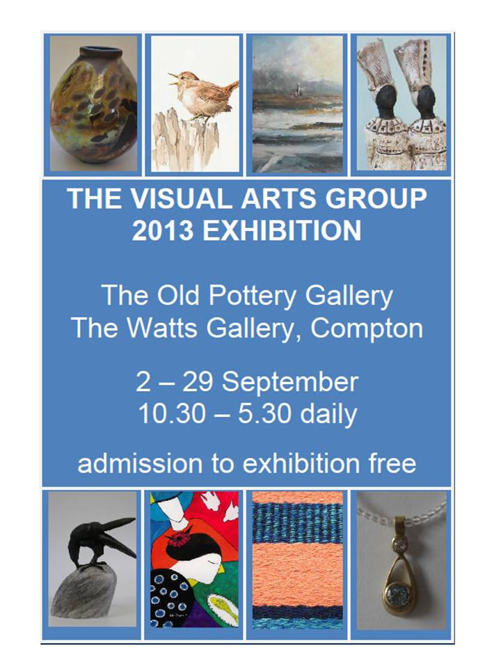 Visual Arts Group Exhibition – Watts Gallery – September