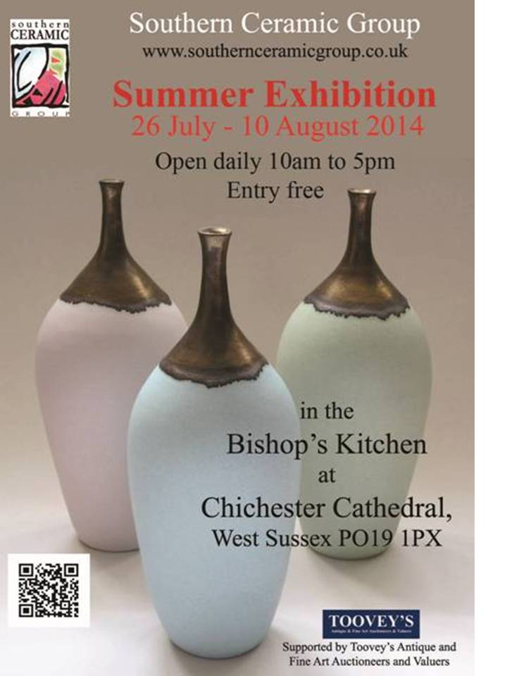 Southern Ceramics Group – Summer Exhibition
