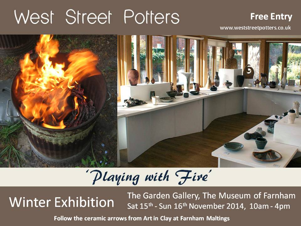 Winter Exhibition – 15th and 16th November at the Museum of Farnham