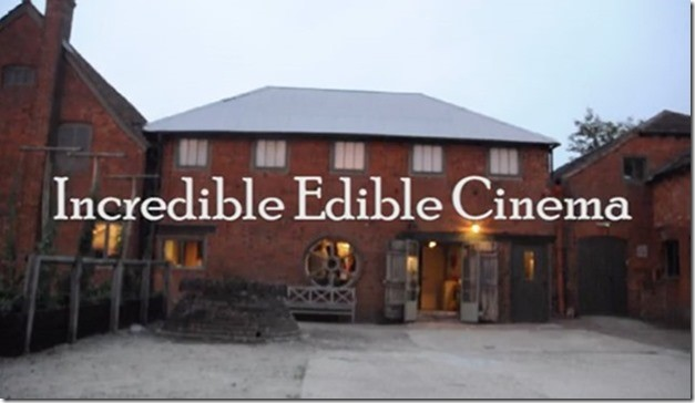 Incredible Edible Cinema – At Farnham Pottery