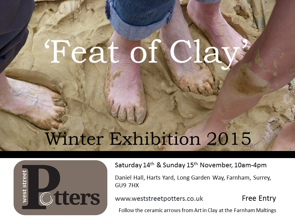 Winter Exhibition – 14th & 15th November 2015