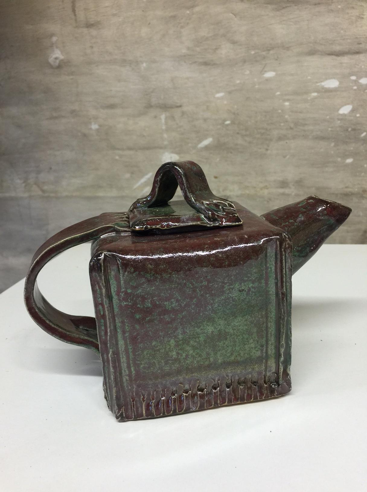 Alison's Teapot – A Happy Accident!