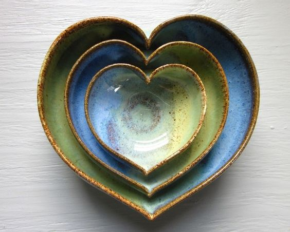 Our Best Pottery Wishes to Jitka and Justin