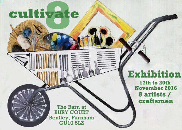 'Cultivate' Exhibition