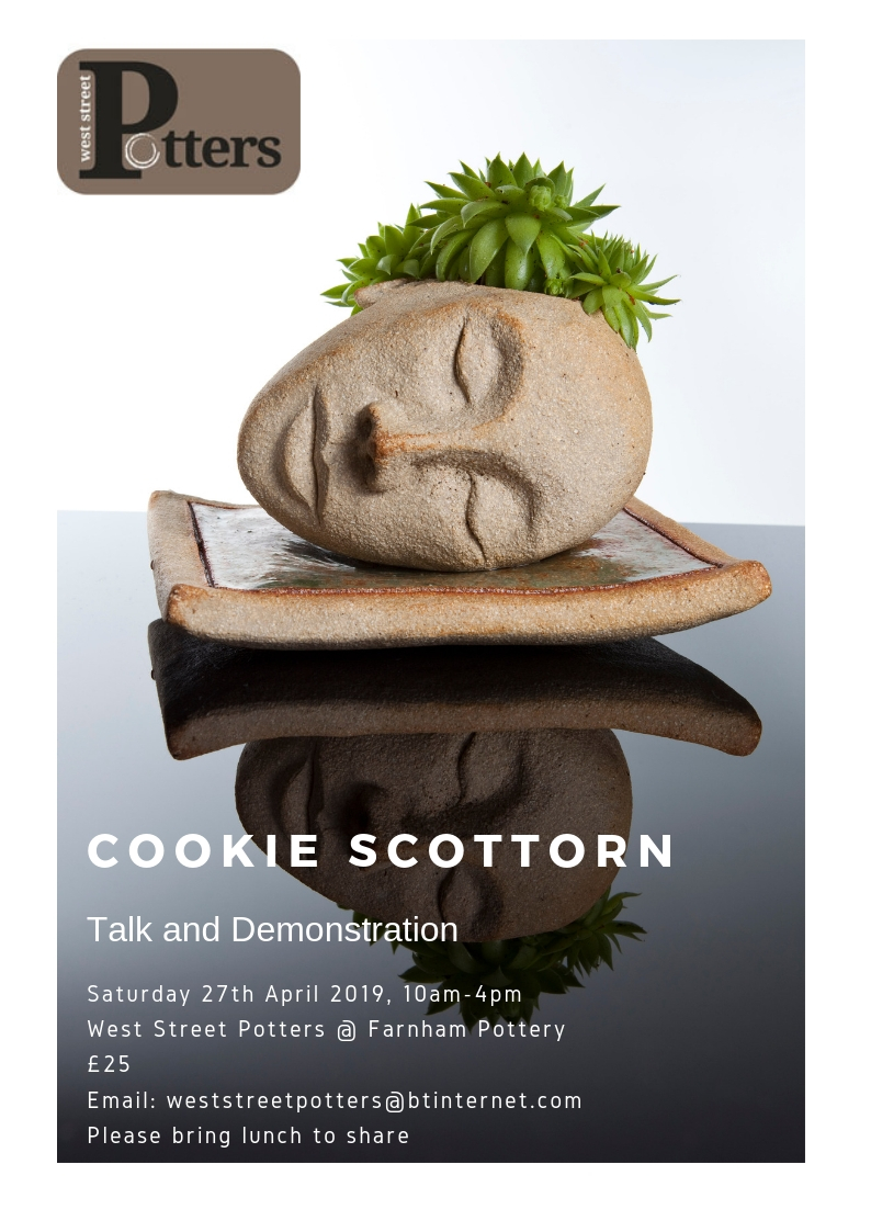 Cookie Scottorn Demonstration – 27th April 2019