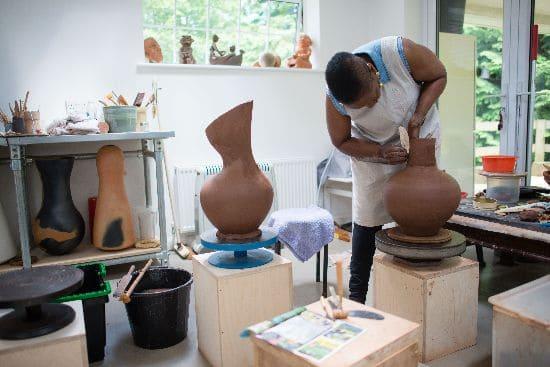 Take part in Farnham October Craft Month…